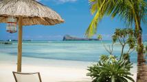 Beach atmosphere, Zilwa Attitude hotel Mauritius