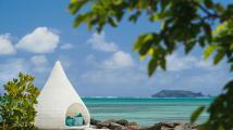 Lovenest on the beach, Zilwa Attitude hotel Mauritius