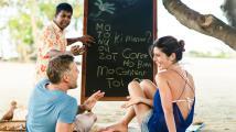 Creole Lesson, Zilwa Attitude Hotel, Mauritius