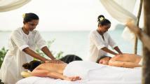 Spa Massage treatment - Zilwa Attitude Hotel Mauritius