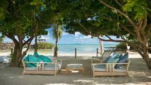 Beach atmosphere, Zilwa Attitude hotel, Mauritius