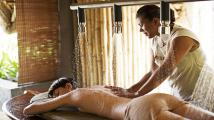 Spa Massage treatment, Hotel Zilwa Attitude, Mauritius