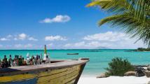 Lor Disab Bar, Zilwa Attitude hotel Mauritius