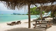Lor Disab Restaurant, Zilwa Attitude hotel Mauritius