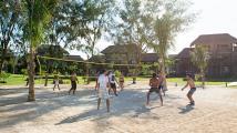 Beach Volley, Zilwa Attitude Hotel Mauritius