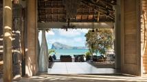View on Coin de Mire Island, Hotel Zilwa Attitude Mauritius