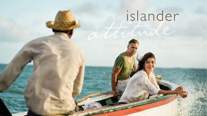 Islander Attitude, Hotel Zilwa Attitude Mauritius