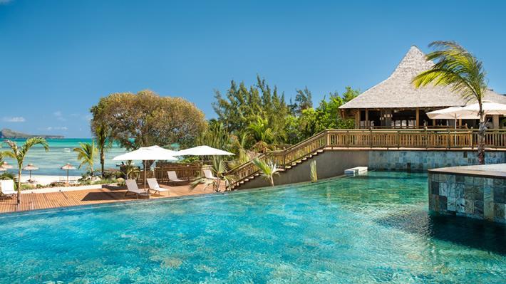 Swimming pool - Zilwa Attitude Hotel Mauritius
