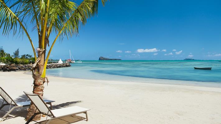 Beach - Hotel Zilwa Attitude Mauritius